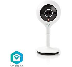Nedis WIFICI05CWT -WiFi Chytrá IPKamera |HD 720p