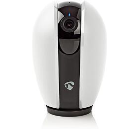 Nedis WIFICI20CGY -WiFi Chytrá IPKamera |Otáčení /Náklon |HD 720p