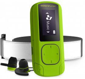 ENERGY MP3 Clip Bluetooth Sport Greenstone