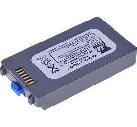 T6 POWER Symbol MC3100, MC3190, 2700mAh, 9,9Wh, Li-pol