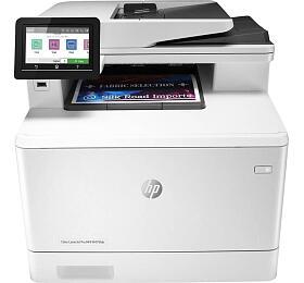 HP Color LaserJet Pro M479fdn MFP/ A4/ 27ppm/ print+scan+copy+fax/ 600x600dpi/ USB/ LAN/ ADF/ duplex