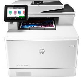 HP Color LaserJet Pro M479dw MFP/ A4/ 27ppm/ print+scan+copy/ 600x600dpi/ USB/ LAN/ WiFi/ ADF/ duplex