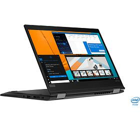 "Lenovo ThinkPad X390 Yoga i5-8265U/8GB/512GB SSD/UHD Graphics 620/13,3""FHD Touch IPS+IRcam/4G/W10PRO/Black"
