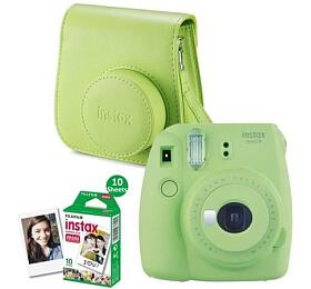 Fotoaparát Fujifilm Instax mini 9,zelený