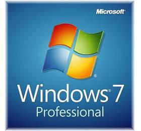 Microsoft Windows 7 Professional CZ SP1- legalizace