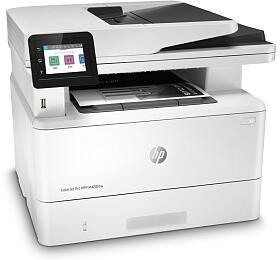 HP LaserJet Pro MFP M428fdw/ A4/ print+scan+copy+fax/ 38ppm/ 1200x1200dpi/ USB/ LAN/ WiFi/ DADF/ duplex/ dotykový panel