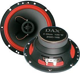 Reproduktor do auta ZGC-165 DAX