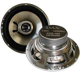 Reproduktor do auta ZGS-165 DAX