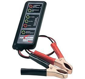 Multifunkční tester autobaterie Ansmann Power Check, 4000002/01 CONRAD