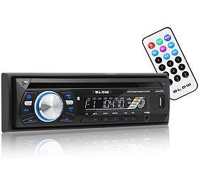 BLOW AVH-8774 MP3, USB, SD, MMC, FM, CD + dálkový ovladač