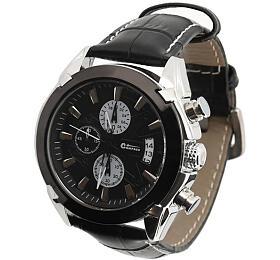 CATTARA CHRONO BLACK Compass