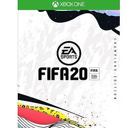 XONE -FIFA 20Champions editions