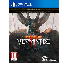 PS4 - Warhammer - Vermintide 2 Deluxe Ed