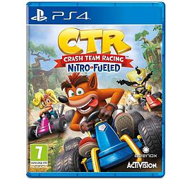 Hra naPS4 Crash Team Racing: Nitro Fueled