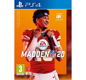 PS4 - MADDEN NFL 20