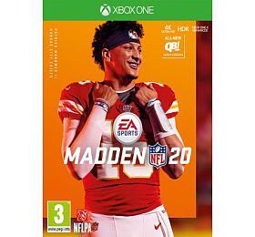 XONE -MADDEN NFL 20