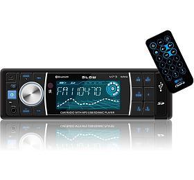 BLOW AVH-8686 MP3, USB, SD, MMC, FM, BLUETOOTH + dálkový ovladač