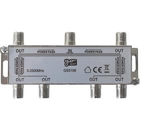 GoSat GSS106 6výstupů