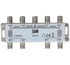 GoSat GSS108 8výstupů