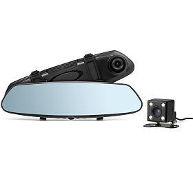 Technaxx digitální autokamera aparkovací kamera vezpětné zrcátku