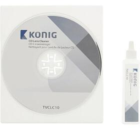 CD čisticí KÖNIG TVCLC10