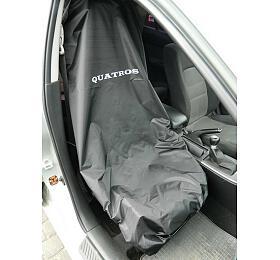 Pracovní potah předních sedadel, nylonový QUATROS