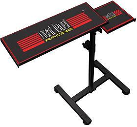 Next Level Racing Free Standing Keyboard and Mouse Stand ,přídavný stojan pro klávesnici amyš