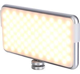 Rollei Lumen POCKET/ přídavné LED světlo/ Stříbrné