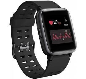 "UMAX chytré hodinky U-Band P2Black/ 1,3"" IPS/ Bluetooth 4.2/ nRF52840/ ATM5/ iOS 8.0 +/Android 4.3 +/app Veryfit PRO"