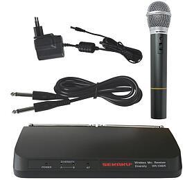 Mikrofon bezdrátový WR108DR+VXM286TS SHOW