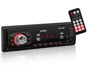 BLOW AVH-8626 MP3, USB, SD, MMC, FM, BLUETOOTH + dálkový ovladač