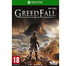 XONE -GreedFall