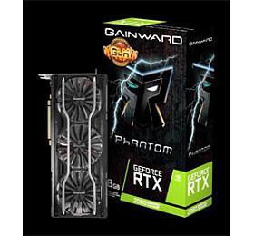 GAINWARD GeForce RTX 2080 Super Phantom GLH 8GB GDDR6 256bit 3-DP HDMI USB Type-C