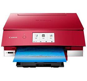 Canon TS8252 červená