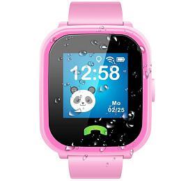 Sponge Smartwatch SEE 2,dětské hodinky sGPS, růžové