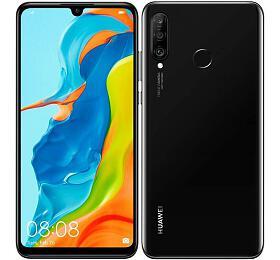 Huawei P30 lite, 4GB/128 GB, Midnight Black