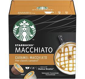 DOLCE G.CARAMEL MACCH.12KS STARBUCKS Nescafé Dolce Gusto