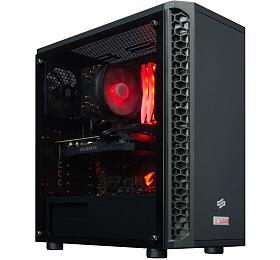 HAL3000 Alfa Gamer / AMD Ryzen 5 3600/ 16GB/ GTX 1660/ 1TB PCIe SSD/ W10