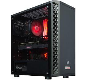 HAL3000 Alfa Gamer Elite 70S / AMD Ryzen 5 3600/ 16GB/ RTX 2070 Super/ 1TB PCIe SSD/ W10
