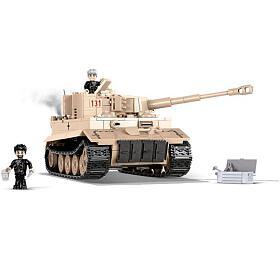COBI 2519 Small Army IIWW Tiger Inr 131, 550 k,2 f
