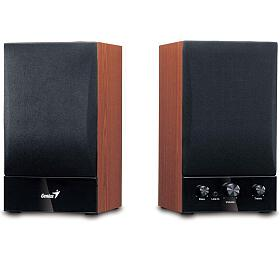 Genius SP-HF 1250B wood 40W