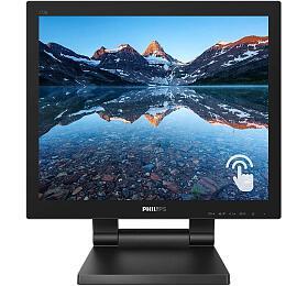 """Philips LCD 172B9T 17"""" 5:4 TNTouch/1280x1024@60Hz/50M:1/1ms/250 cd/m2/VGA/DVI/HDMI/DP/2xUSB/VESA/Repro"""