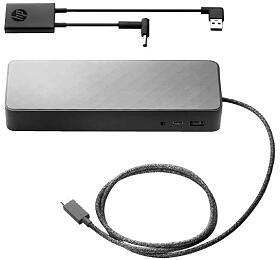 HP Univerzální dokovací stanice USB-C s adaptérem na 4,5mm + USB