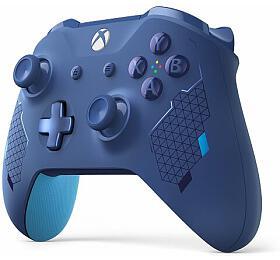 XBOX ONE -Bezdrátový ovladač Xbox One Special Edition Sport Blue