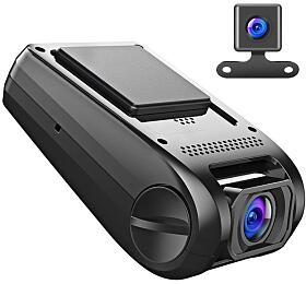 Apeman C550, 1080P a720x480 Dual Dash Cam