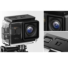 Apeman A80, 4KUltra HD, vodotěsné pouzdro do40m