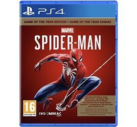 PS4 -Marvel´s Spider-man GOTY