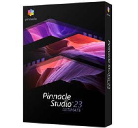 PinnacleStudio23UltimateMLEU, EN/CZ/DA/ES/FI/FR/IT/NL/PL/SV, Windows BOX