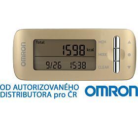 Omron Caloriscan - zlatý