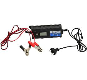 Nabíječka baterií 6/12V 1,2-120Ah 4,0A LCD GEKO